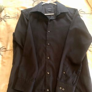 Marc Anthony Slim Fit Long Sleeve Button Down